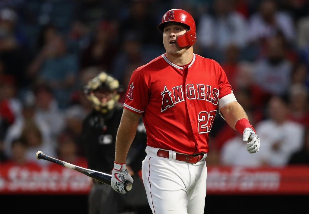 Angels' Mike Trout finishes 2nd in AL MVP race again https://t.co/xq3hXpZh4a https://t.co/QYpRiX21jk