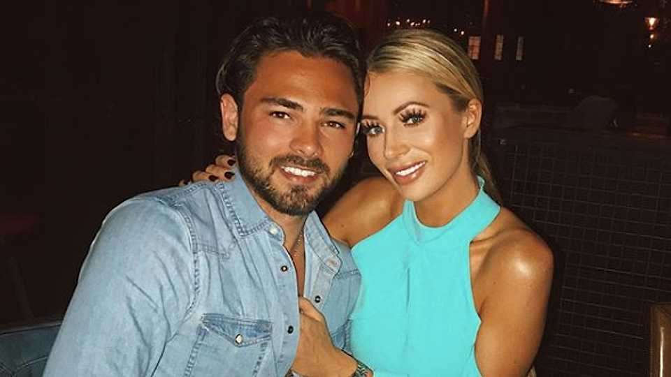 Olivia Attwood 'lied about being single' to appear on Celebs Go Dating