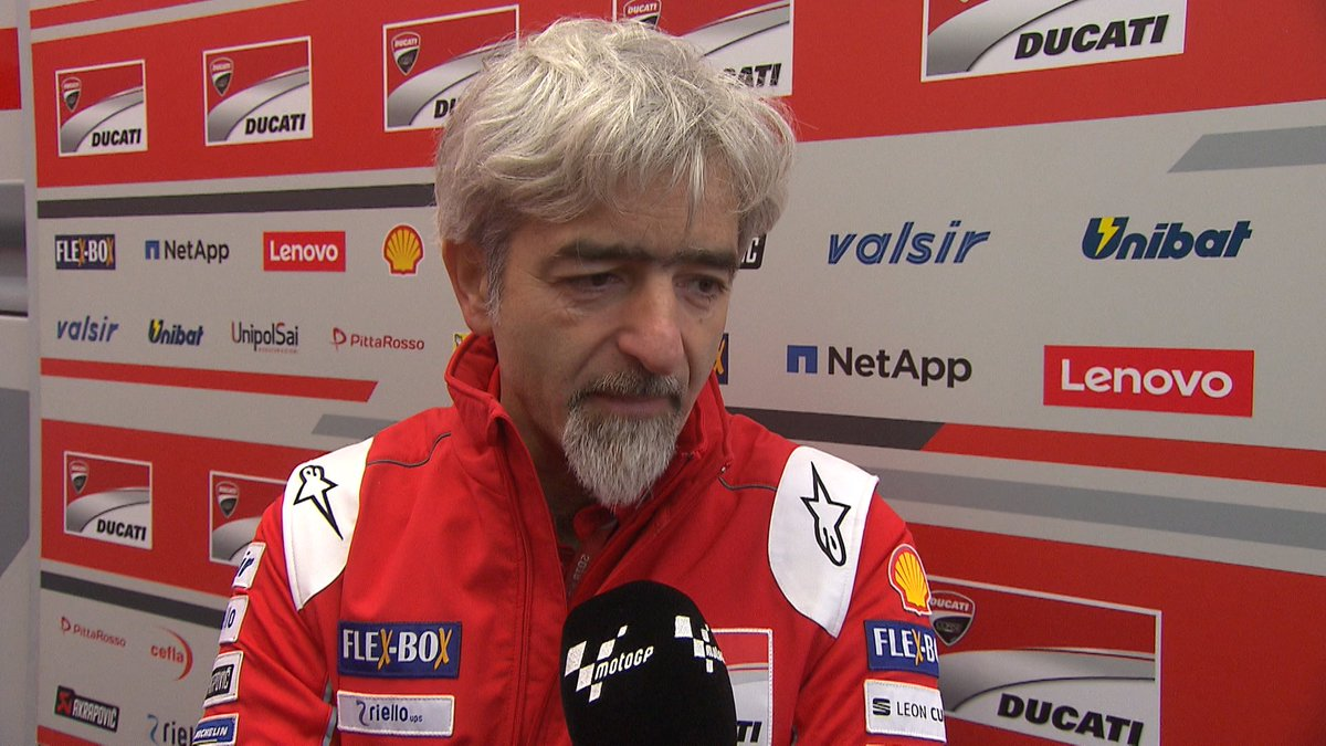 "test Twitter Media - Dall'Igna: ""We have changed the philosophy in #WorldSBK and we are happy with the first response""  📹 INTERVIEW 