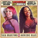 What a women's match this will be!  Don't miss the show tomorrow in Thorpe Bay!  https://t.co/9Mnb5ftA15 https://t.co/hTVbb1ogYR
