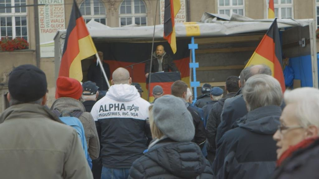 FOCUS - 'New right', old ideas? A closer look at the far right in Germany
