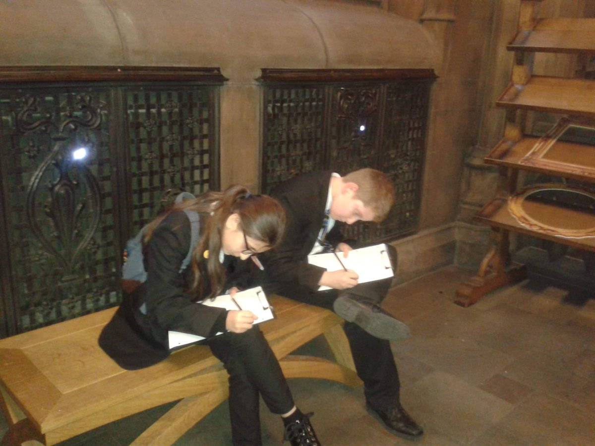 test Twitter Media - A fantastic day at @TheJohnRylands with the Creative Writing Club using the architecture to inspire their gothic writing. 📚 ✍️ https://t.co/go42EkrHlK