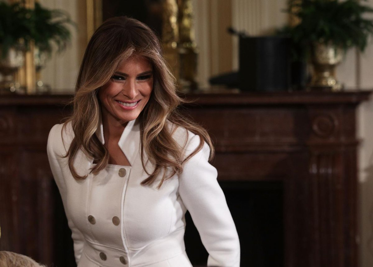 Melania Trump ousted an aide and then the White House tried to send her to Estonia