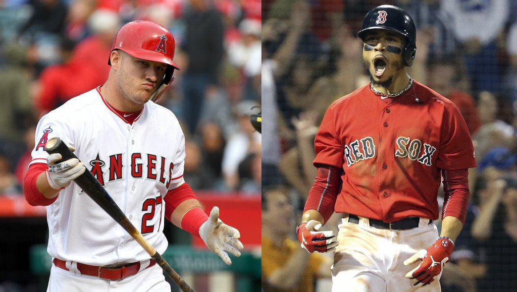 Why I voted Angels' Mike Trout second to Mookie Betts for AL MVP https://t.co/SBTzsS8izc https://t.co/ThUaFwWxve