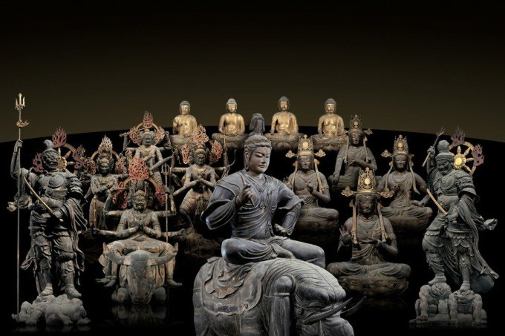 test ツイッターメディア - 特別展「国宝 東寺―空海と仏像曼荼羅」東京国立博物館で、国宝含む史上最多15体の仏像曼荼羅が登場 - https://t.co/bR33s0kpfe https://t.co/n4MIaF1onm