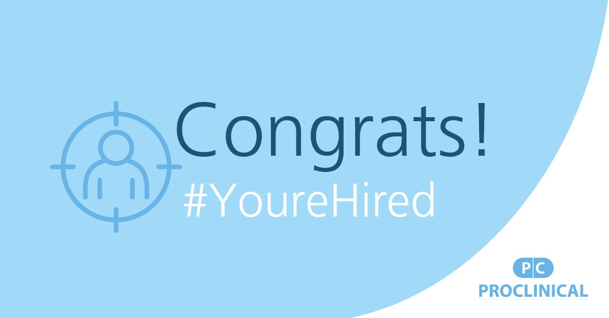 Recent hire: Senior CRA based in Poland! #YoureHired https://t.co/ATGEdbc4tE