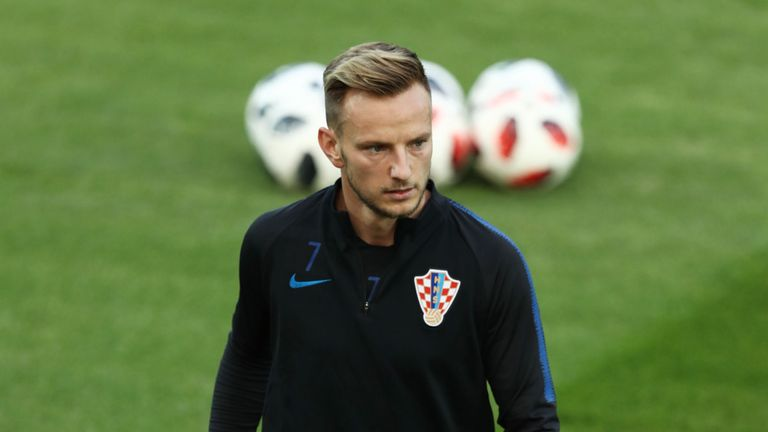 BREAKING: Croatia coach Zlatko Dalic says midfielder Ivan Rakitic will miss Sunday's game against England. #SSN https://t.co/SJNybrEECo