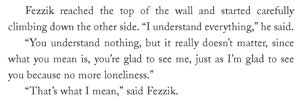 """test Twitter Media - RIP William Goldman, a pioneer in the use of the innovative """"because NOUN"""" formation: """"I'm glad to see you because no more loneliness."""" (Inigo to Fezzik in """"The Princess Bride"""") https://t.co/3WUcSRAzRO cc @GretchenAMcC https://t.co/HlK7kSsLTz"""