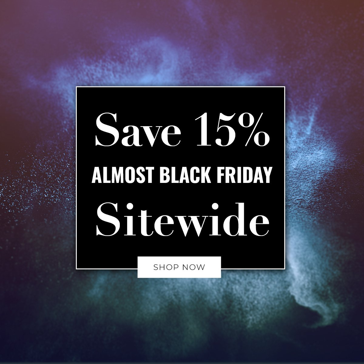 Save 15% in the entire Evanescence merch store 11/16-11/18. https://t.co/q4zVT5ejY6 https://t.co/0mi2NBI0lH