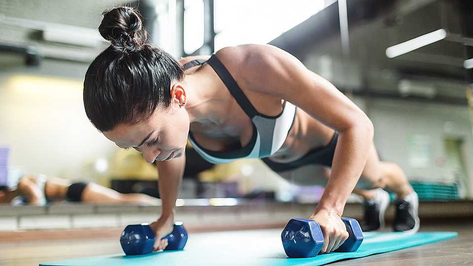 This is the main reason women are working out - and it's not because we love it...