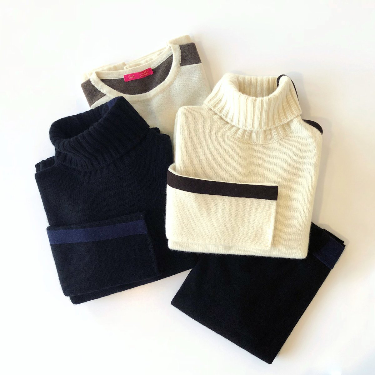 November is looking cozy ✨ New jumper colours available 11/21 from #GAWinserLondon! @WinserLondon https://t.co/rS1u3hLs8T