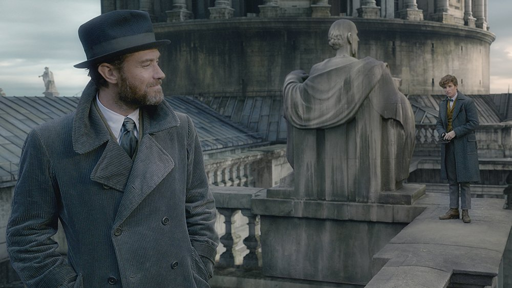 FantasticBeasts: The Crimes of Grindelwald heading to $75 million opening