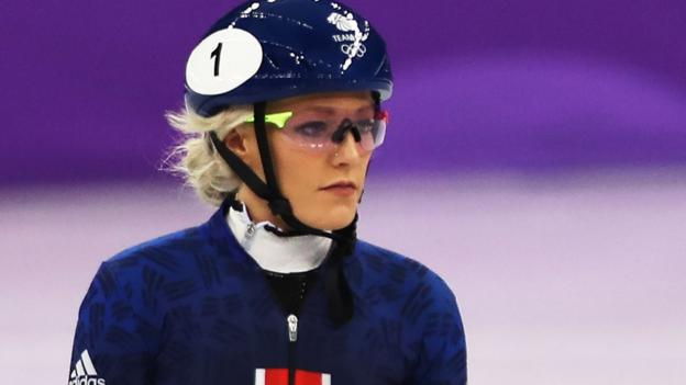 Elise Christie: British speed skater considered quitting after Winter Olympic heartbreak https://t.co/FuuD6ji4GV