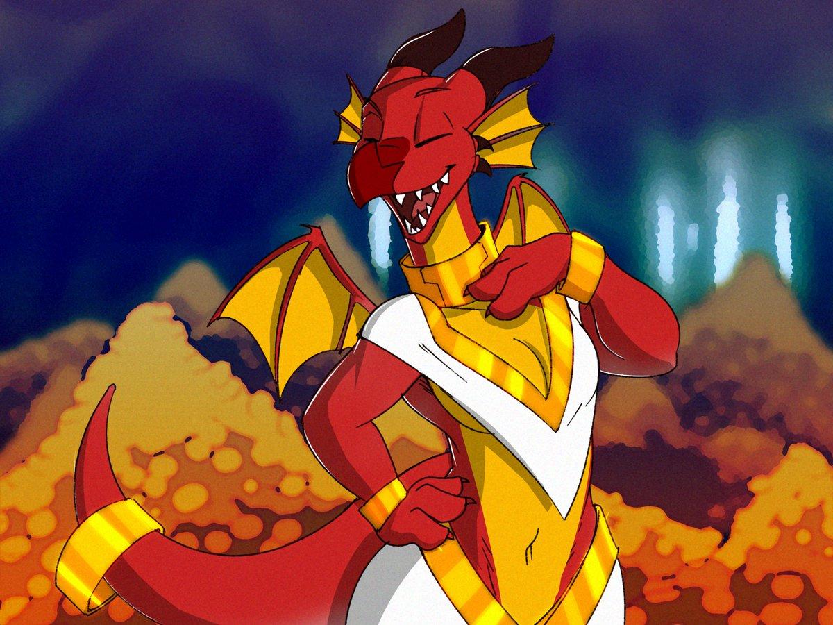 test Twitter Media - Gradual dragon transformation for Shaytalis from FA pt 1/2 🐉 https://t.co/cCj74janDa