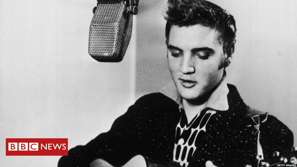 Elvis Presley to get US Presidential Medal of Freedom 🎶  https://t.co/H32tVpUfrV https://t.co/UL8hXhtxEg