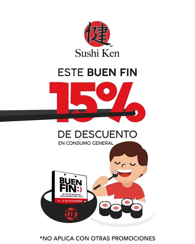 ¡El #BuenFin llegó a #SushiKen!  #Cancún #PlayaDelCarmen https://t.co/gXqo5fM3Lf