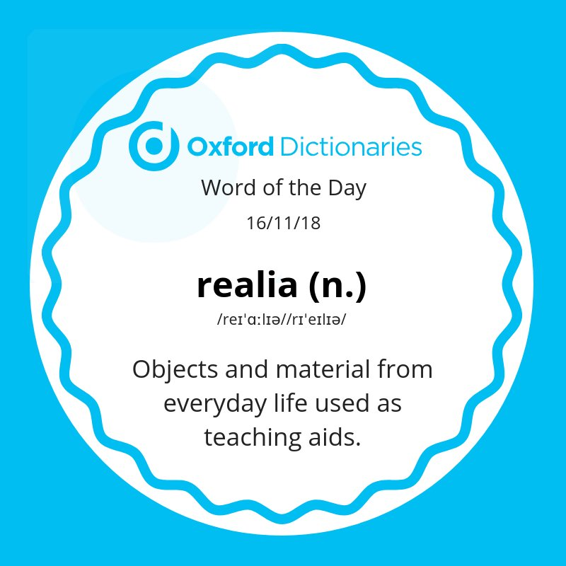 test Twitter Media - Word of the Day: realia https://t.co/AkTpuVhwyI https://t.co/Vo8BRSjmaE