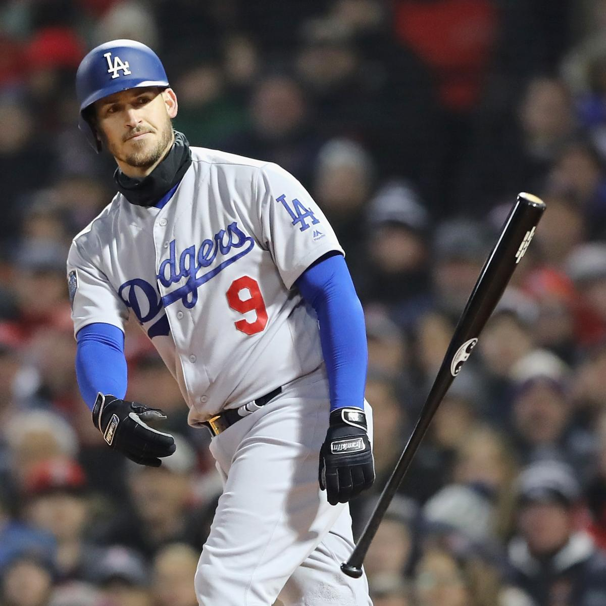 Dodgers Rumors: LA Isnt Planning for Yasmani Grandal to Return Due to Prospects https://t.co/Ybytiawtma https://t.co/iF3IxWmVNb