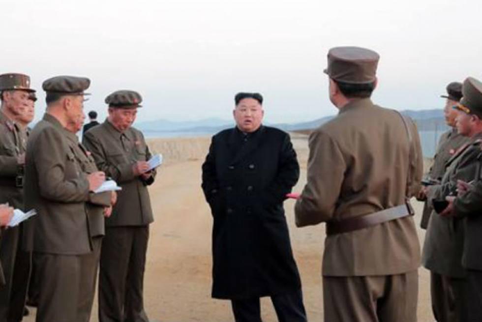 Corea del Norte prueba con éxito nueva arma táctica de alta tecnología->https://t.co/ngICb9aN3y https://t.co/jsswoVfV2U