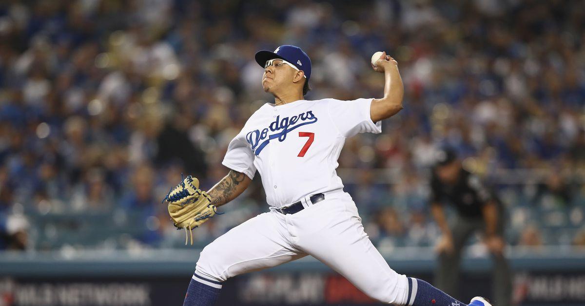 2018 Dodgers Review: Julio Urías https://t.co/oFabFzFldE https://t.co/2jGGUruger