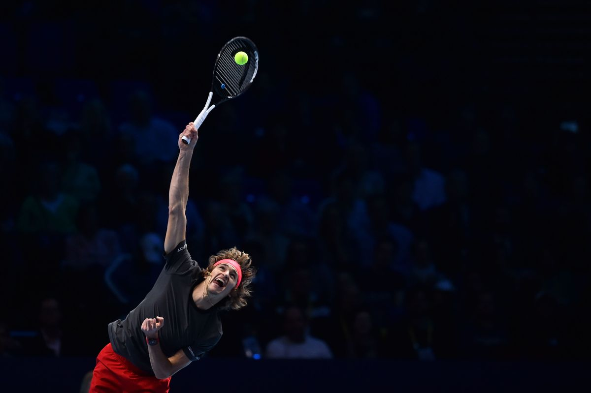 Zverev, Federer to collide in ATP Finals semi @Globe_Sports