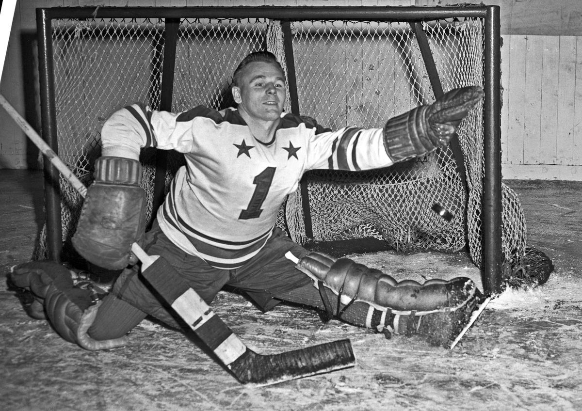 Johnny Bower: The China Wall @Globe_Sports
