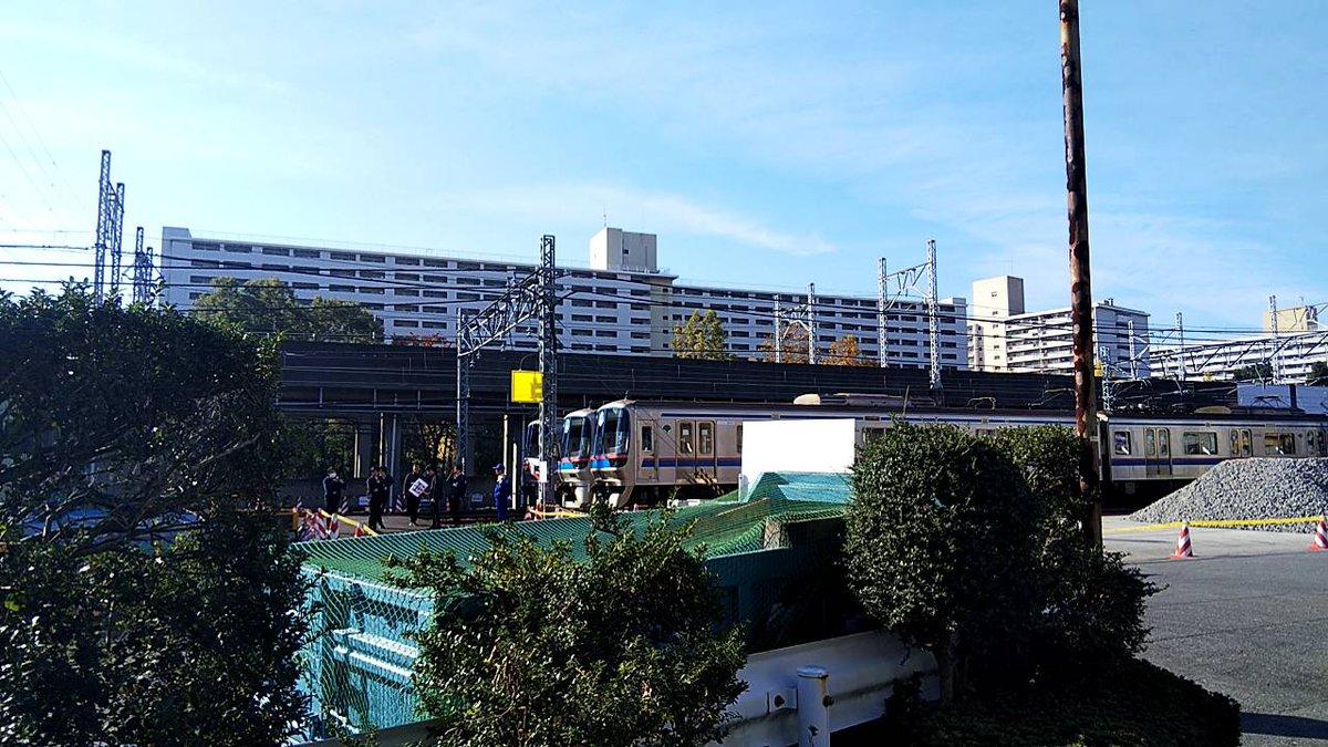 test ツイッターメディア - 【都営フェスタ2018 in 三田線】 14時で都営フェスタが無事終了しました。晴天に恵まれたこともあり、多くのお客様にご来場いただき感謝申し上げます! なお、フェスタの最寄り駅高島平駅のほか、浅草線西馬込駅、新宿線東大島駅で1/31まで復刻駅名標を1箇所掲示してますので、ぜひご覧ください。 https://t.co/civ1hDuCor