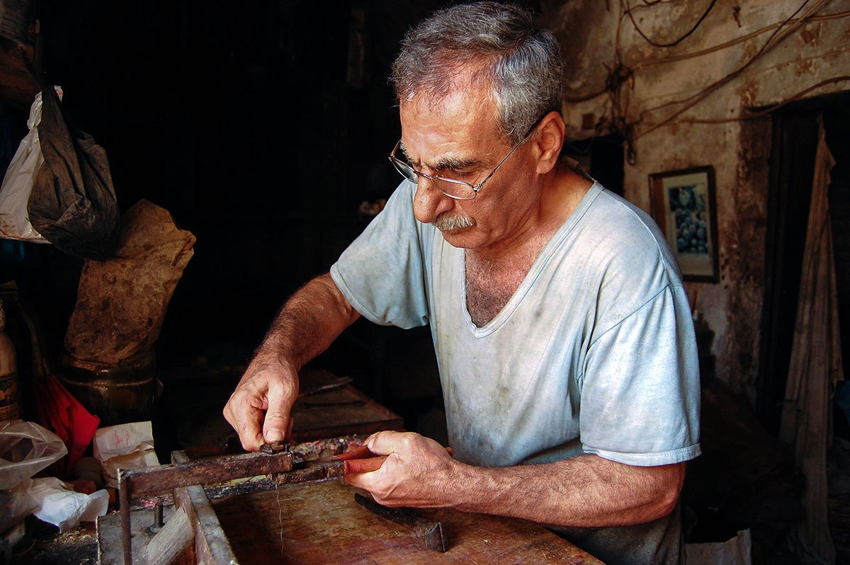 Sharkass Soap began in 1803 and still hand crafts soap in Lebanon today — in pictures