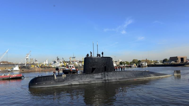 Argentina: Wreckage of ARA San Juan submarine found after one year