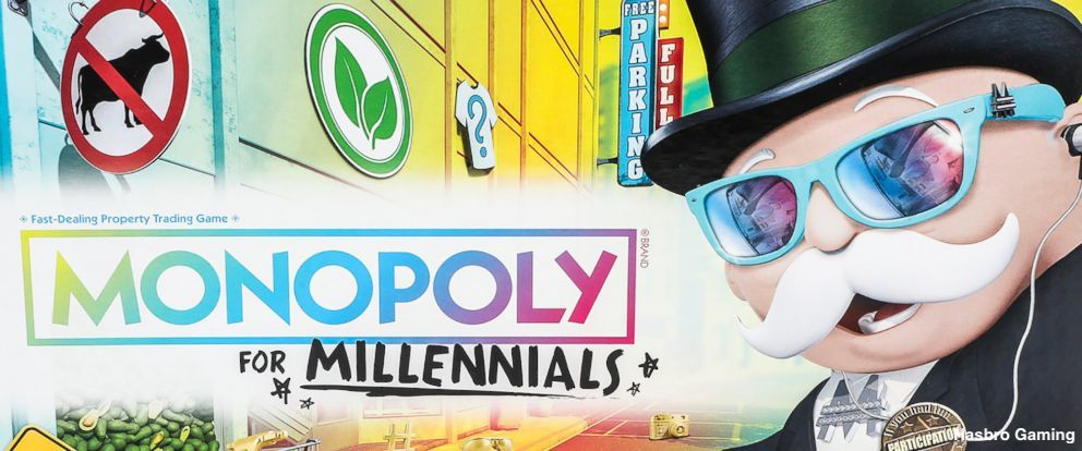 Monopoly is targeting millennials—and actual millennials are sounding off.