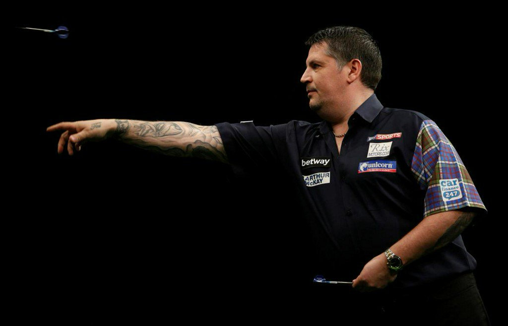 Players let rip in flatulence row at Grand Slam of Darts