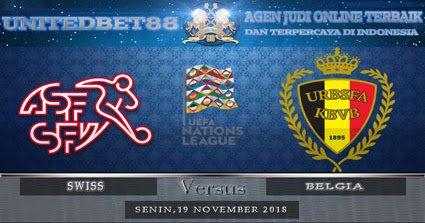 PREDIKSI SWISS VS BELGIA 19 NOVEMBER 2018 https://t.co/9VrBplHQHD https://t.co/neuoEvv8Kp