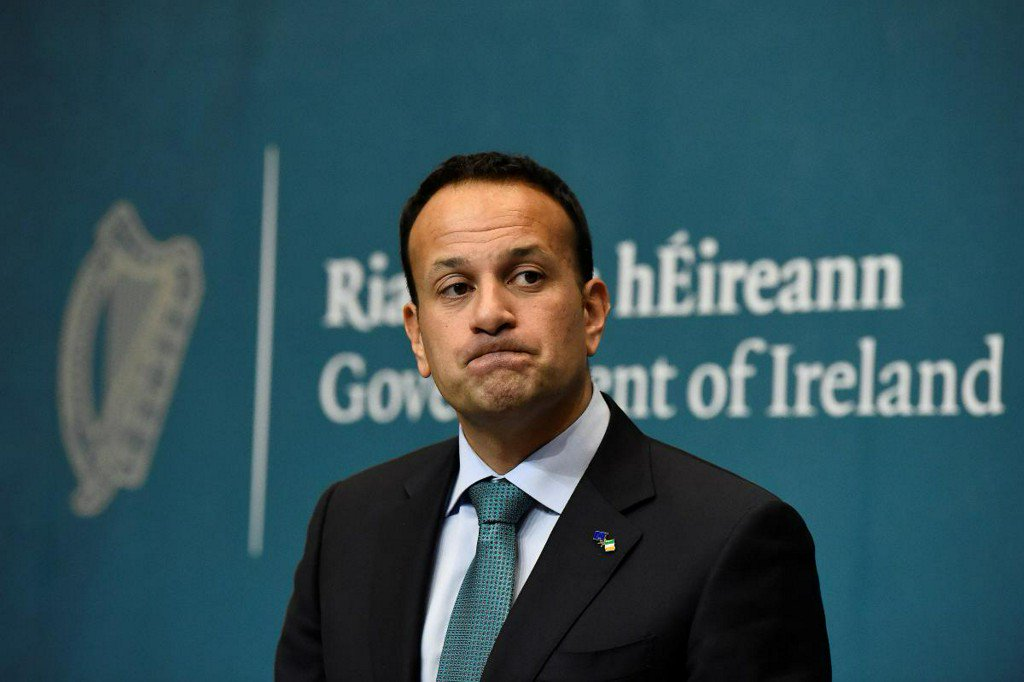 Irish PM pledges to increase top income tax threshold