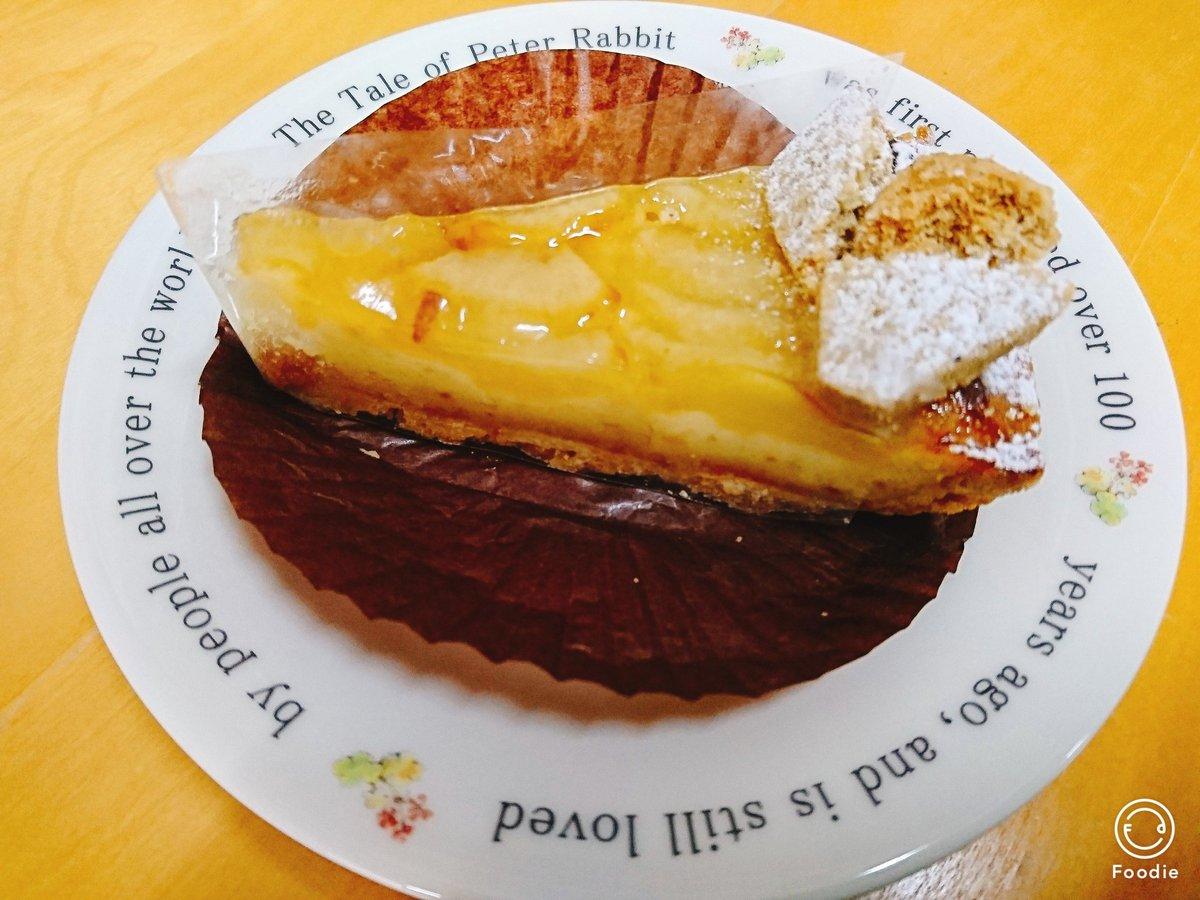 test ツイッターメディア - タルトポワールおいひい😋 クロワッサンも美味しかったし、石田ニコル似の店員さんが可愛かったし、めっちゃ推せるなー https://t.co/3QiAIOvM4u