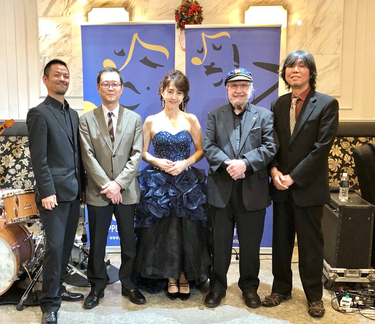 test ツイッターメディア - 【デビッド・マシューズと札幌ジャズアンビシャス】によるディナーショーを開催しました!! 今回は、スペシャルゲストにWinkの相田翔子さんをお招きし、デビッドさんと札幌ジャズアンビシャスとのコラボで、相田さんの数々の名曲も披露しました。 ご参加頂きましたお客様、誠に有難う御座いました。 https://t.co/XlRrcowW99