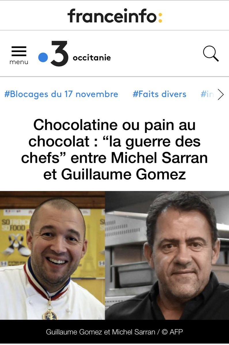 test ツイッターメディア - La guerre? 😂😂😂 non...  juste la livre expression de nos positions !  Ce qui est sûr. C'est que le pain au chocolat donne le sourire... la chocolatine un peu moins ! #teampainauchocolat #painauchocolatforever #avecdugrasetduglutendedans https://t.co/Y6kA8AhNjD