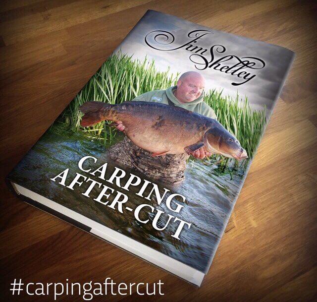 Signed copies of #CarpingAfterCut  https://t.co/hGR476gWuR #CarpFishing https://t.co/UTNLhDiXlz