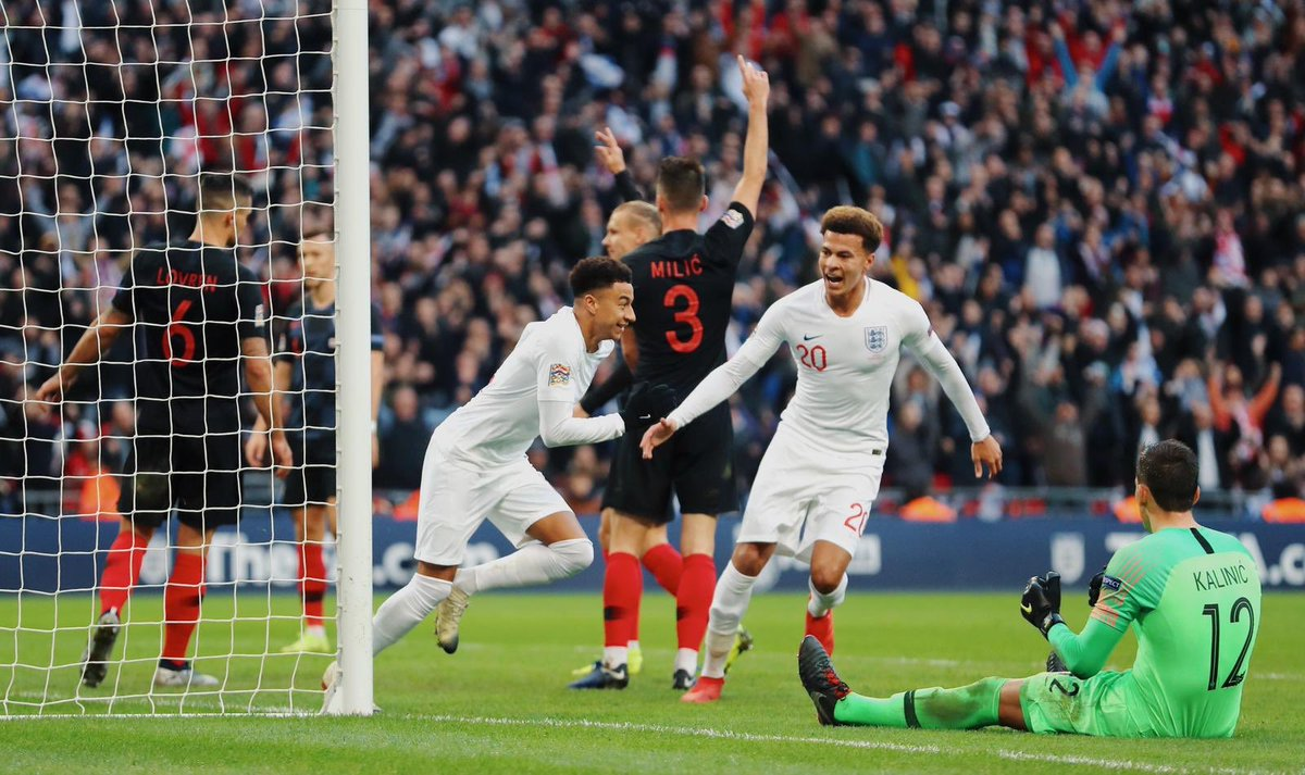 RT @dele_official: Nations league finals!! Get in 🦁🦁🦁 #ThreeLions https://t.co/V1MRjsuTOS