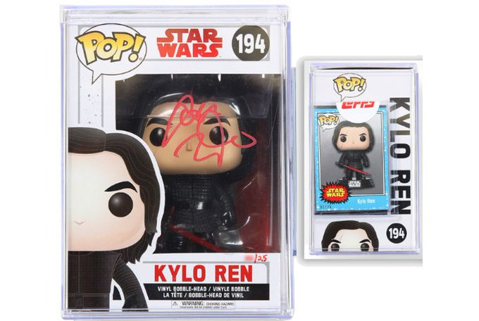 Star Wars Authentics Celebrates Adam Driver s Birthday with Flash Sale