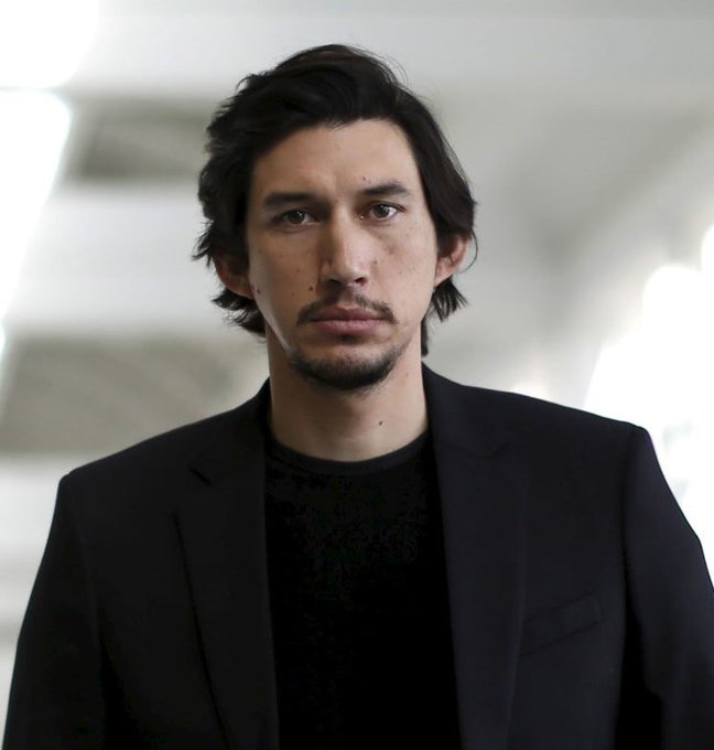 Happy Birthday Adam Driver a.k.a. Kylo Ren!