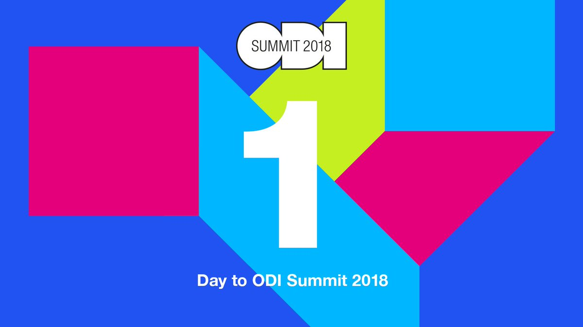test Twitter Media - RT @ODIHQ: The #ODISummit is tomorrow!   Haven't got your ticket yet? There's a few left... https://t.co/zApHv5Q94a https://t.co/ixhuninCFy