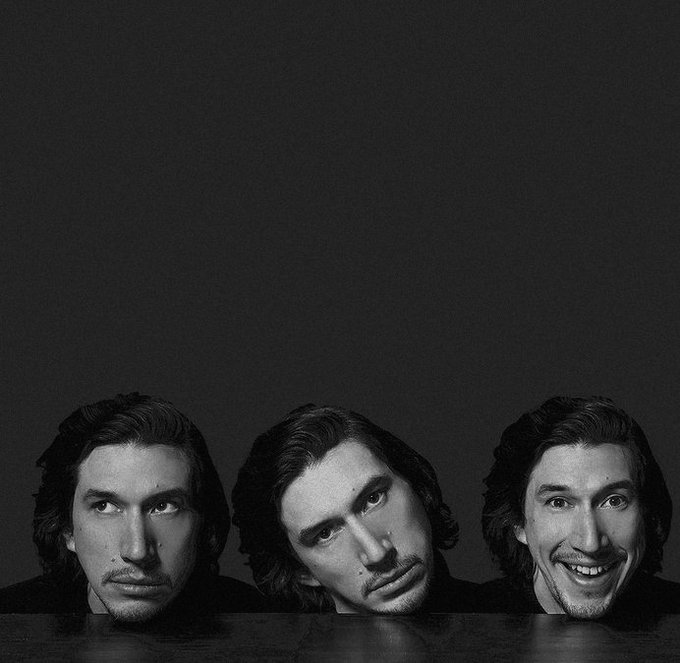 A big happy birthday to adam driver!!!