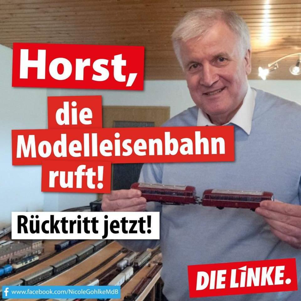 #HorstSeehofer #Bundesinnenminister #Innenminister https://t.co/Ib3u2keNMB