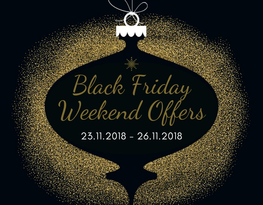 test Twitter Media - 4 DAYS TO GO..  💫 BLACK FRIDAY BONANZA 💫  Look out for our brilliant Black Friday offers starting Friday 23rd November  . . #BlackFridayDeals #golf https://t.co/jf66p3lWrF