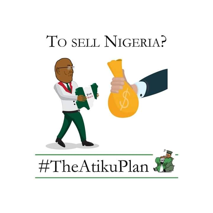 RT @Joraldin: @MBuhari I am with the next level because I don't want Nigeria to be sold. https://t.co/6uM6TdVS12
