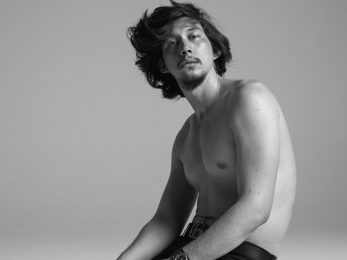 Happy birthday, Adam Driver.