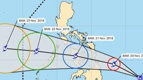 発生中の熱帯低気圧は「台風28号」になってフィリピン上陸か(森さやか) https://t.co/WePUMfuWTj https://t.co/zKpgWndHXu