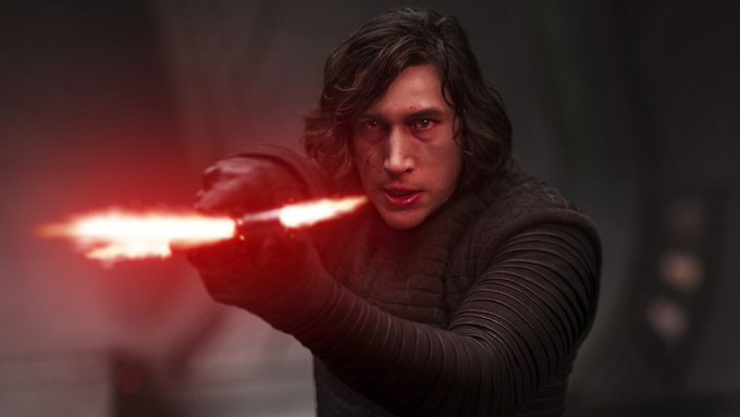 Happy Birthday to the obsession of many fangirls and Kylo Ren himself, Adam Driver!!!