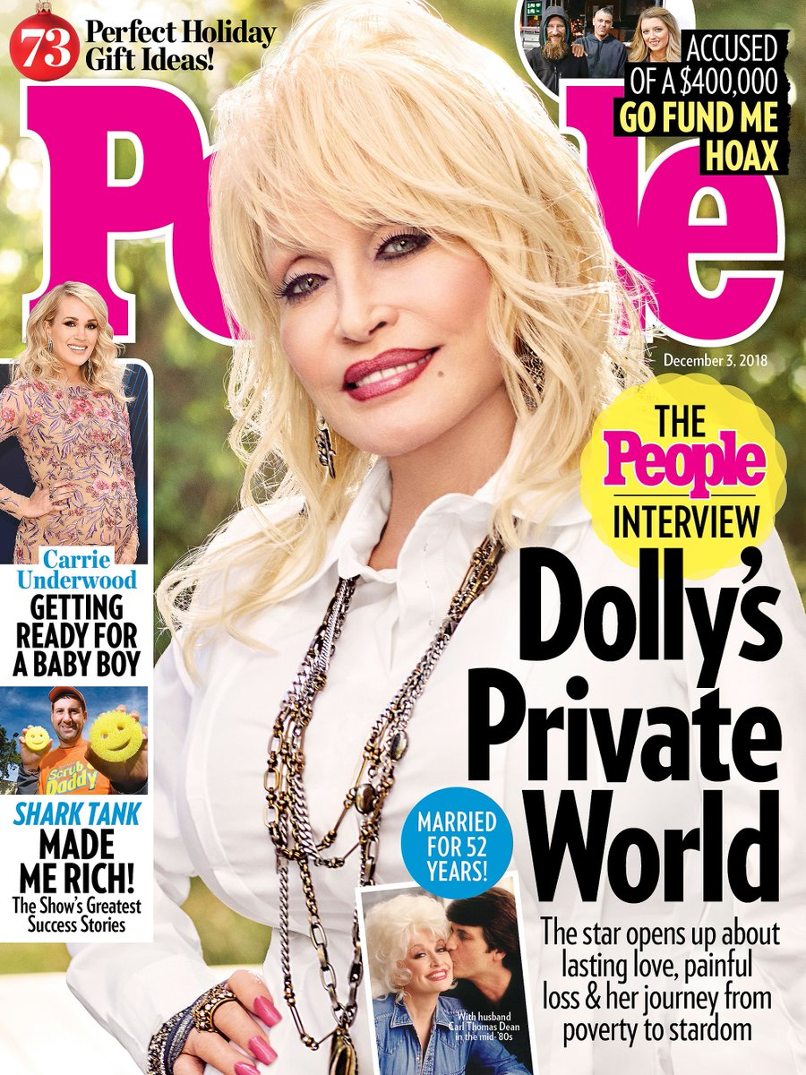 Dolly Parton Reveals Secrets of Her 52-Year-Long Marriage to Husband Carl Thomas Dean