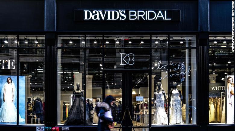 RT @CNN: David's Bridal is filing for bankruptcy https://t.co/zWHBrJxmQM https://t.co/CFIBgrQOje